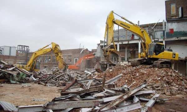 Residuos-demolicion