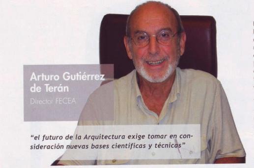 Entrevista a D. Arturo Gutiérrez de Terán